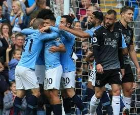Another City  Premier League masterclass.AFP