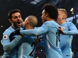 City está nos quartos de final da Liga dos Campeões. EFE
