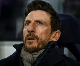 Di Francesco has taken over at Sampdoria. AFP