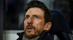 Eusebio pode ser demitido após próxima derrota. AFP