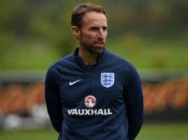 England take on Malta on Friday night. AFP