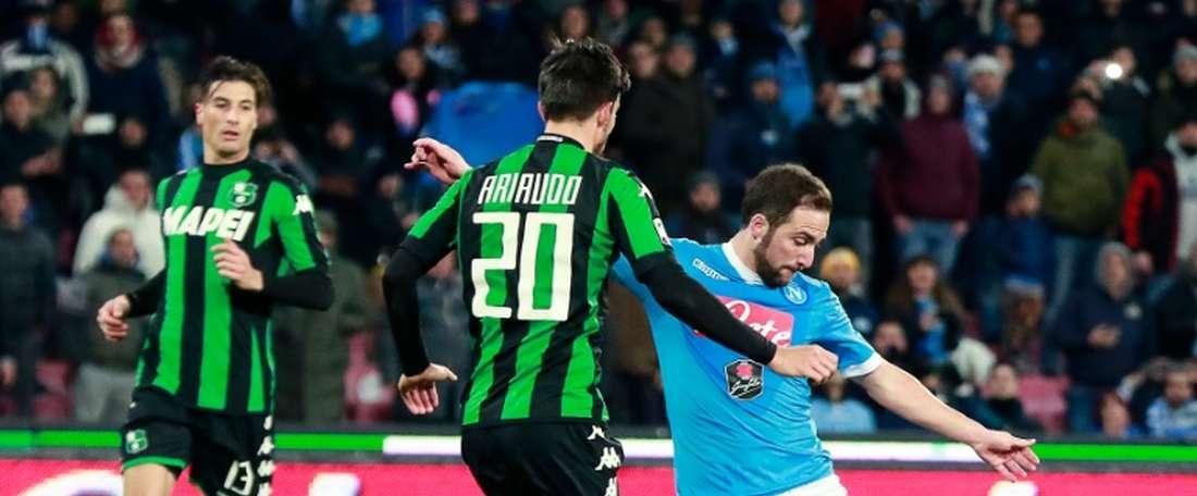 El Sassuolo podrá contar en su plantilla con dos importantes jugadores. AFP