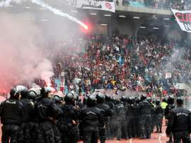 Tunisia's Etoile demand match-fixing probe after mass riot. AFP