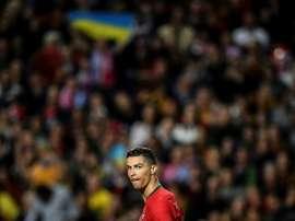 Ronaldo sta per raggiungere le 700 reti in carriera. AFP
