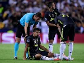 La Juventus pourrait résilier le contrat de Khedira. AFP