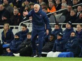 Mourinho criticou a Federação Inglesa. AFP