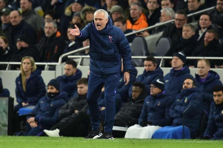 Michael Ballack has spoken positively about Jose Mourinho. AFP