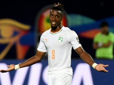 Zaha strikes as Ivory Coast reach Cup of Nations last 16. AFP