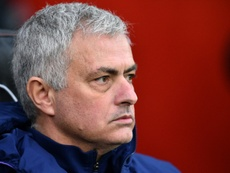 Mourinho unhappy over Eriksen transfer saga. AFP