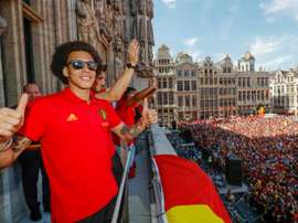 Witsel has been a target for Borussia Dortmund, despite push back in China. AFP