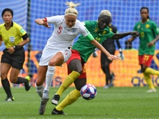 Steph Houghton will be available for England against Norway. AFP