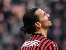 Leeds want to sign Ibrahimovic. AFP