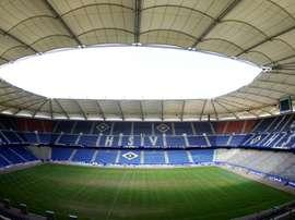 Hamburg have never been relegated. AFP