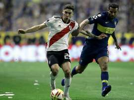 Boca, River fans going crazy over Libertadores derby final