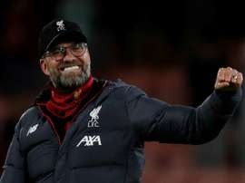 Liverpool's training return a 'massive lift' for Klopp. ADP