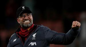 Liverpool's training return a 'massive lift' for Klopp. ADP