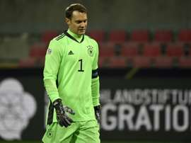 Manuel Neuer will get an opportunity to rest for Germany v Czech Republic. AFP
