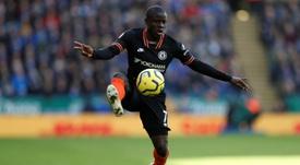 Kanté será julgado por uma dívida de quase quatro milhões de euros. AFP