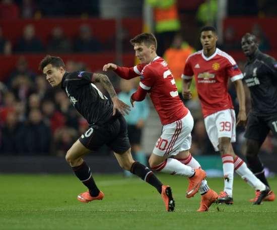 Varela quits Man United for Penarol. AFP