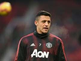 Alexis admitiu que os jogadores não tinham confiança. AFP