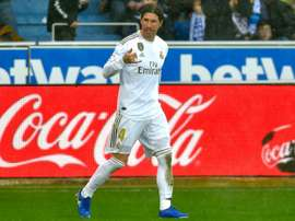 Madrid go top with gutsy win at Alaves. AFP