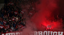 Boro face the prospect of seeing a host of first-team stars leave the club. AFP