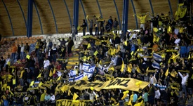 Beitar Jerusalem is the only club in the Israeli league that has never had an Arab player.AFP