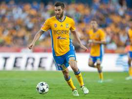Tigres have denied any contact from Barcelona. AFP