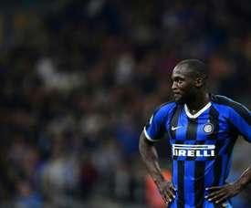 Plusieurs joueurs de l'Inter autorisés à rentrer chez eux. AFP