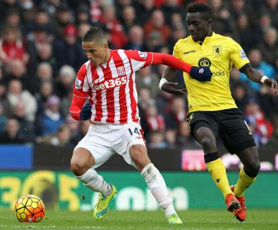 Afellay is not wanted at Stoke. AFP