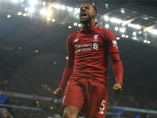 Liverpools improvement into becoming Premier League title contenders is clear. AFP