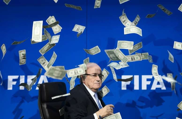 Decline and fall? FIFA's Blatter faces days of destiny