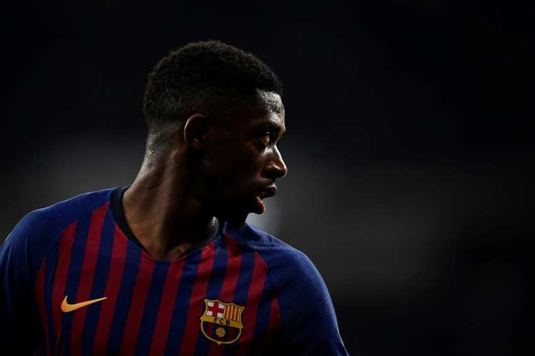 Barcelona to offer Dembele to PSG in latest Neymar bid. AFP