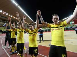 Leaders Dortmund on target to finish 2018 as Germany's 'Autumn champions'