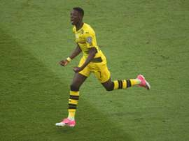 According to Nuri Sahin Dembele's decision to leave Dortmund for Barcelona should be respected. AFP