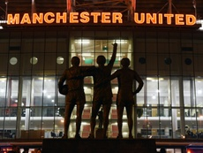 Man Utd announce tie-up with China online giant Alibaba. AFP