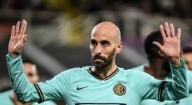 Hellas Verona y Parma se unen a los pretendientes de Borja Valero. AFP