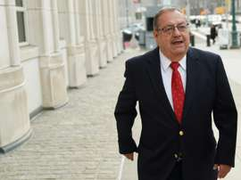 Rafael Salguero was fortunate to avoid jail time for his part in the FIFA corruption scandal. AFP