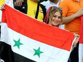 Syria's World Cup dream is still alive. AFP