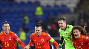 Bale réconcilié avec le football : passe décisive pour faire gagner le Pays de Galles. AFP