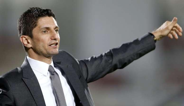 Jakimovski postergó el alirón del PAOK. AFP