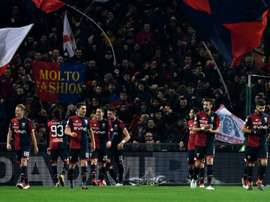 Genoa and Sampdoria have canceled their fixtures. GOAL