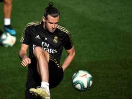 Mauvais souvenirs parisiens pour Bale. AFP