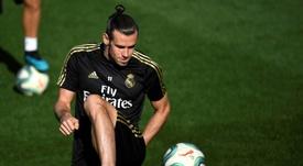 Objetivo: recuperar a Bale para el 'Clásico'. AFP