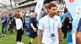 Villas-Boas got off to a bad start at Marseille. AFP