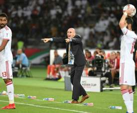 India coach is confident of pushing football into the spotlight. AFP