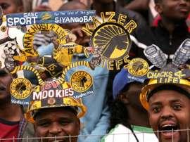 El mítico Kaizer Chiefs no está esta vez en el TOP 10. AFP