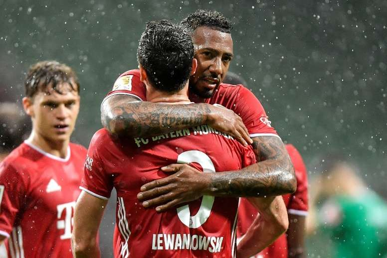 Bayern Munich have dominated German football for years. AFP