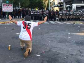 Argentina humiliated by 'Copa Conquistadores' final.