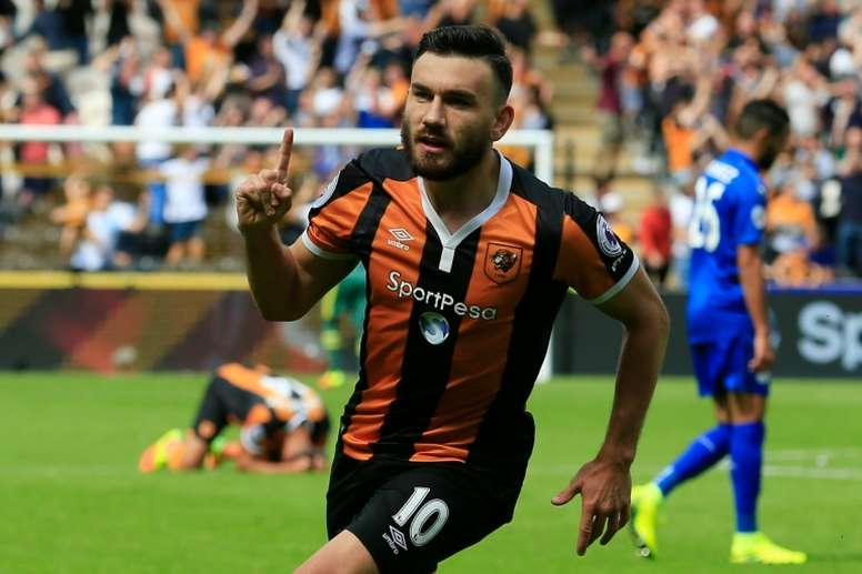 Snodgrass is attracting interest from a number of Premier League clubs. AFP